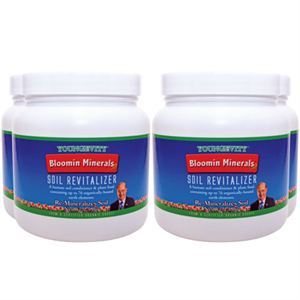 Picture of Bloomin Minerals Soil Revitalizer  - 2.5 lbs (4 Pack)